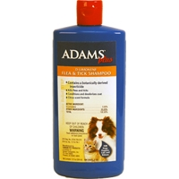 Farnam/Adams Flea & Tick Shampoo with Limon