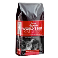 World's Best Multiple Cat Clumping Formula 28lb  ** Replaces 391023