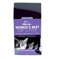 World's Best Scented Multiple Cat Clumping Formula 28lb