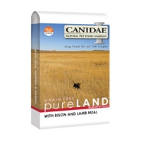 Canidae Pure Land Bison/Lamb Meal