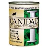 Canidae Can Dog - 12/13 oz. Can Cs.
