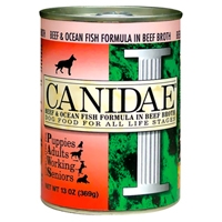 Canidae Can Dog Beef & Fish - 12/13 oz. Can Cs.