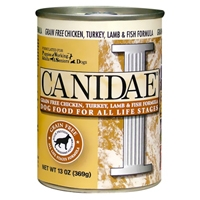 Canidae Grain Free Pure Elements All Life Stages - 12/13 oz. Can Cs.