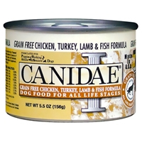 Canidae Grain Free All Life Stages - 12/5.5 oz. Can Cs.