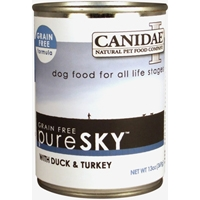 Canidae Grain Free Pure Sky With Duck And Turkey, 12/13 Oz