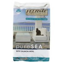 Felidae Grain Free Salmon Cat Food - 6/8 Lb.