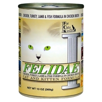 Felidae Can Cat Food - 12/13 oz. Cans Cs.
