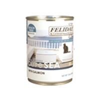 Felidae Grain Free Salmon -  12/13 oz. Can Cs.
