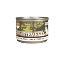 Felidae Grain Free Pure Elements Chicken/Turkey/Lamb/Fish - 12/5.5 oz. Can Cs.