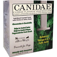 Canidae Platinum Snap Biscuit - 12 Lb. Box