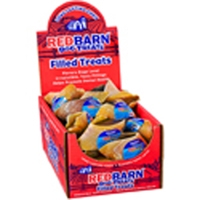 Red Barn Natural Filled Hooves 25/Case