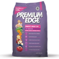 Diamond Premium Edge Finicky Adult Cat 6/6 Lb. and 18 Lb.