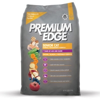 Diamond Premium Edge Hairball Senior Cat 6/6 Lb. and 18 Lb.