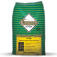 Diamond Premium Adult Dog 6/8 Lb.