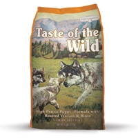 Taste of the Wild Hi Prairie Bison/Venison Puppy, 6/5 Lb