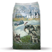 Taste of the Wild Pacific Stream with Smoked Salmon Puppy, 5 Lb