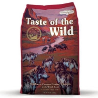 Taste of the Wild Southwest Canyon with Wild Boar 14 lb.