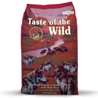 Taste of the Wild Southwest Canyon with Wild Boar 28 lb.
