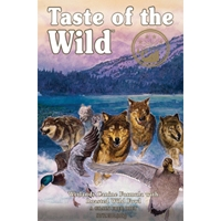 Taste of the Wild Wetlands Canine with Roasted Wild Fowl 5 Lb.
