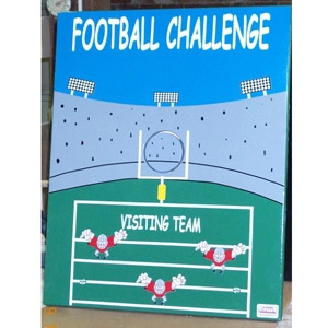 Jacks Games Football Challenge Game