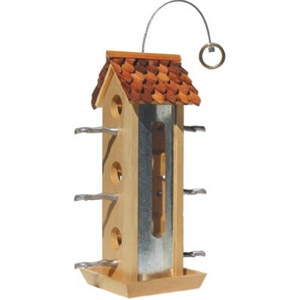Twig Perch Bird Feeder