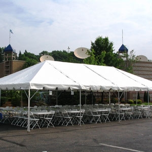 20 X 40 Frame Tent Westville Grand Rental Station