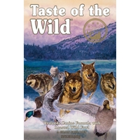 Taste of the Wild Wetlands Canine with Roasted Wild Fowl 30 Lb.