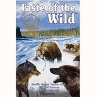 Taste of the Wild Pacific Stream Canine with Smoked Salmon 5 Lb.