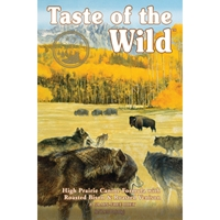 Taste of the Wild High Prairie Canine with Roasted Bison & Venison 15 Lb.