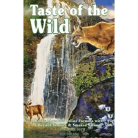 Taste of the Wild Rocky Mountain Feline with Roasted Venison & Smoked Salmon 6/5 Lb.