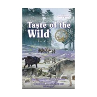 Taste of the Wild Sierra Mountain Canine w/Roasted Lamb 6/5# Bale