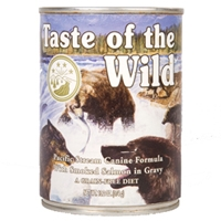 Taste of the Wild Pacific Stream Can Dog 12/13.2 oz.