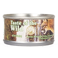 Taste of the Wild Rocky Mountain Feline Can 24/3 oz