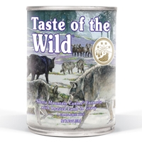 Taste of the Wild Sierra Mountain Canned Dog Food, 13.2 oz.