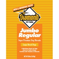 Diamond Jumbo Golden Biscuits 20 lb.