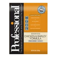 Diamond Professional Senior Dog Chicken & Barley 6/6 Lb.
