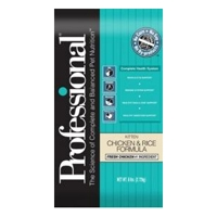 Diamond Professional Chicken & Rice Kitten 6/6 Lb.
