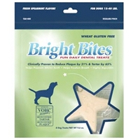Diamond Bright Bites Spearmint Medium 9.6 oz 8 Pk. 4/Case