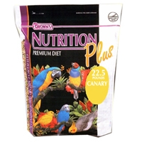 F.M. Brown's Nutrition Plus Canary 22.5 lb.
