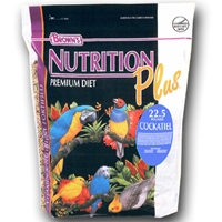 F.M. Brown's Nutrition Plus Cockatiel 22.5 lb.