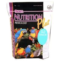 F.M. Brown's Nutrition Plus Finch 22.5 lb.