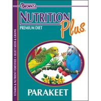 F.M. Brown's Nutrition Plus Parakeet 22.5 lb.