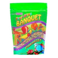 F.M. Brown's  Fruit Bites Banquet Food Parrot 2 lb.