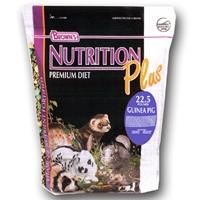 F.M. Brown's Nutrition Plus Guinea Pig 22.5 lb.