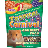 F.M. Brown's Tropical Carnival Hamster 6/2 lb.