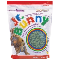F.M. Brown's Junior Bunny Growth & Beeding 6/1.5 lb.