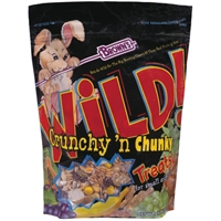 F.M. Brown's  Wild Crunchy N Chunky Treat 16 oz.
