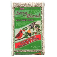 F.M. Brown's Song Blend Sunflower Hearts and Chips 6/3 lb.