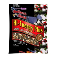 F.M. Brown's Bird Lover's Blend Hi Energy Plus Mealworms 6/7.5 lb.