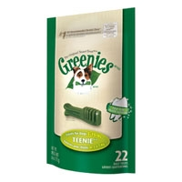 Greenies® Mini Treat Pack 6oz Teenie 22 Count